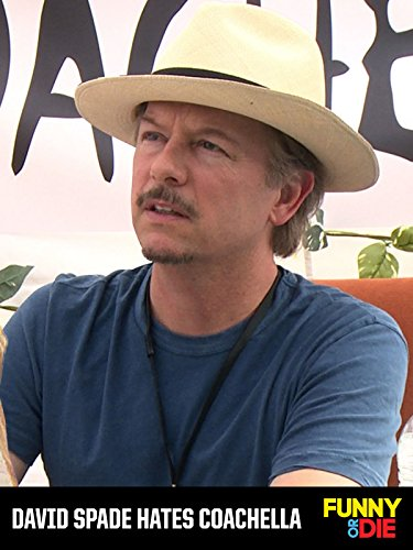 David Spade Hates Coachella on Amazon Prime Video UK