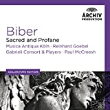 Collectors Edition: Biber: Sacred And Profane [7 CD]