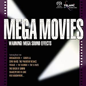Mega Movies from Telarc Classical