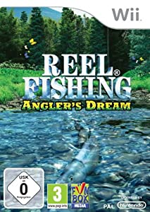 Reel Fishing: Angler's Dream - Nintendo Wii by Natsume, Inc.