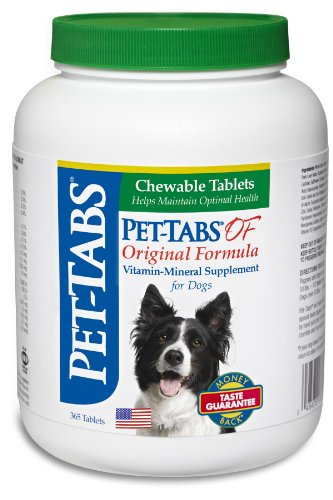 Pet-Tabs OF (Original Formula), 365 ct. (Made in USA)