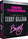 2 films cultes de Tery Gilliam : Zero Theorem + Brazil [Blu-ray]