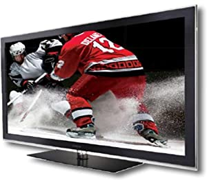 Samsung UN46D6000 46-Inch 1080p 120 Hz LED HDTV (Black) [2011 MODEL] (2011 Model)