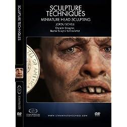 Sculpture Techniques: Miniature Head Sculpting