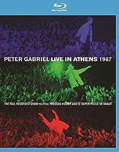 Peter Gabriel: Live In Athens 1987 [Blu-ray + Bonus DVD] [2013]