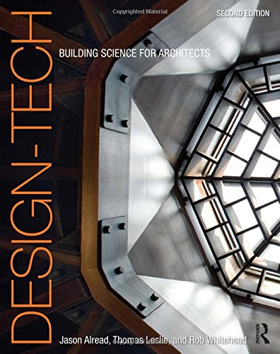 Design-Tech: Building Science for Architects (Building Science compare prices)