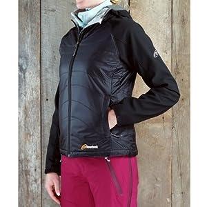Buy Cloudveil Igneous hybrid Jacket Ladies Small S primaloft black 124031W by Cloudveil