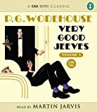 Very Good, Jeeves: v. 1 (Csa Word Classic)