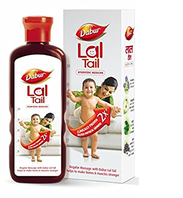 Dabur Lal Tail – 50 ml At Just Rs.38 discount deal