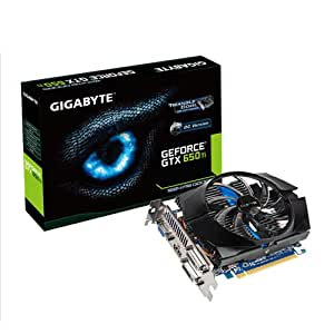 Gigabyte NVIDIA GTX650Ti 1GB DDR5 PCI-E Graphics Card