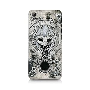 Mobicture Monster Premium Printed Case For HTC Desire 826