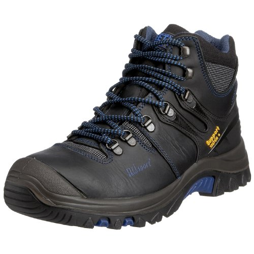 Grisport Men's Surveyor Safety Boot Black AMG008 10 UK