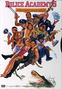Cover of &quot;Police Academy 5 - Assignment M...