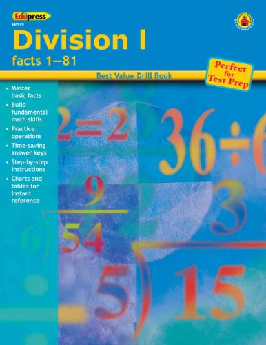 Best Value Drill Book Division 1 - 1
