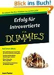 Erfolg für Introvertierte f&uuml...