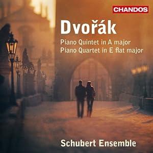 Dvorak: Piano Quartet/ Quintet (Chandos: CHAN 10719)