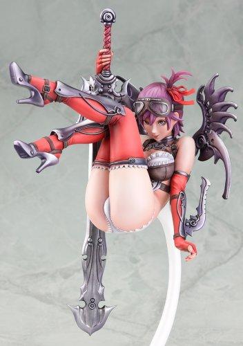 Lilics: Syunya Yamashita Character Series Vol.2 Nasca PVC Figure 1/6 Scale