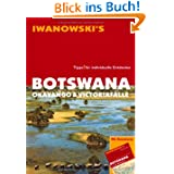 Botswana Okavango & Victoriafälle - Reiseführer von Iwanowski