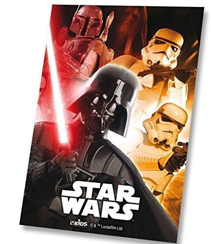 Star Wars Darth Vader-Coperta in pile, 100 x 150 cm