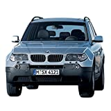 BMW Clear Protective Covering Bumper Covering - X3 SAV 2006