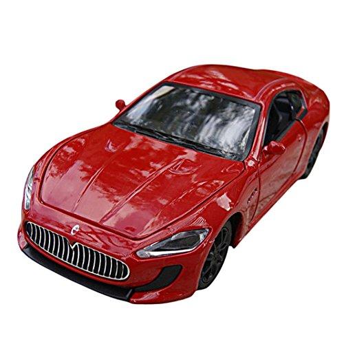 Car Toys 1:32 Red Maserati Matal Model Cars (Maserati Model compare prices)