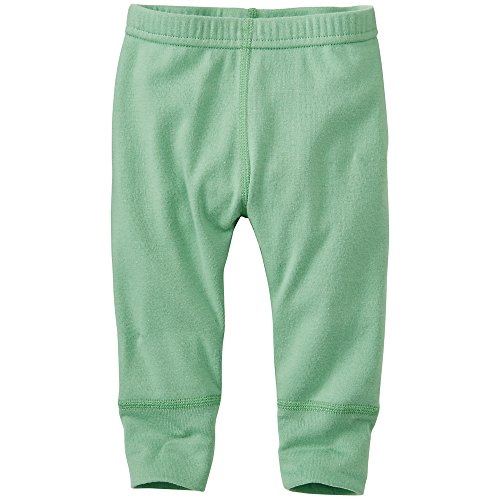 Hanna Andersson Baby Wiggle Pants In Organic Cotton, Size 75 (9-18 Months), Trellis Green