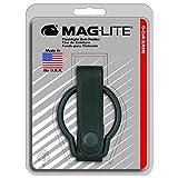 Maglite Black Plain Leather Belt Holder for D-Cell Flashlight