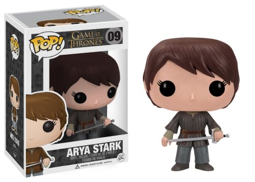 Funko POP Game of Thrones: Arya Stark Vinyl Figure - 1