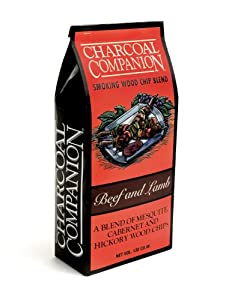 Charcoal Companion Smoking Wood Chips from Charcoal Companion