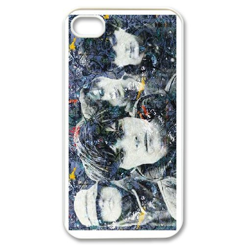 THE STONE ROSES For iPhone 4,4S Csae phone Case Hjkdz234659