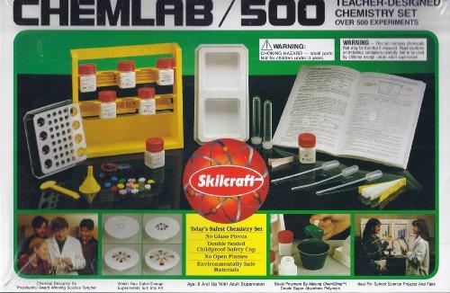 Chemlab 500 - 1