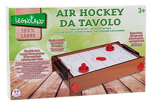 Legnoland - Gioco Hockey da Tavolo in Legno