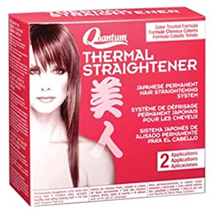 Chemical Straighteners for Curly Hair