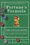 img - for Fortune's Formula: The Untold Story of the Scientific Betting System book / textbook / text book
