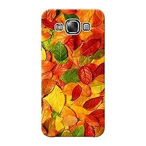 Inkif Printed Designer Case For Samsung Galaxy E5 Multi-Coloured