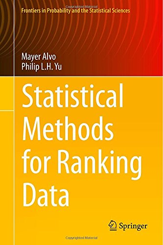Statistical Methods For Ranking Data (Frontiers In Probability And The Statistical Sciences)