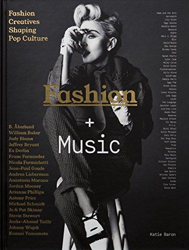Fashion + music