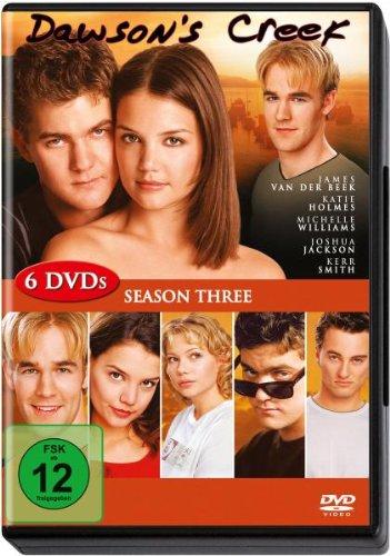 Dawson's Creek - Season Three [6 DVDs]