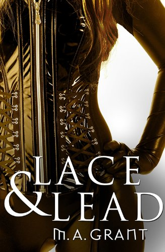 Lace & Lead (novella) (Novella) (Lawmen of the Republic Book 1)