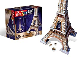 Giant Puzz 3D - Eiffel Tower