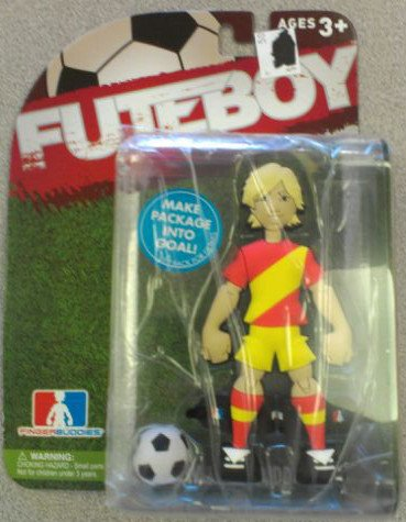 """Futeboy Orange/Yellow Jersey Blonde"