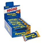 High 5 Berry Sports Bar 55g Pack of 25