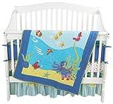 Freckles Reef 4 Piece Crib Set