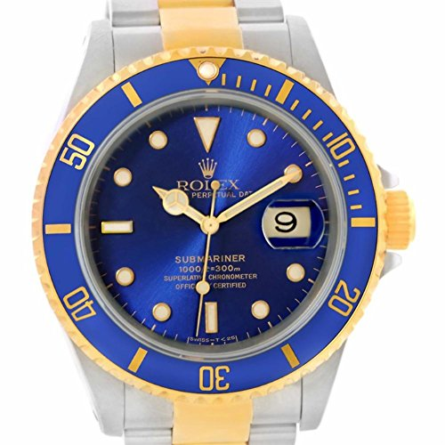 rolex-submariner-automatic-self-wind-blue-mens-watch-16613-certified-pre-owned