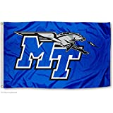 Middle Tennessee State Blue Raiders MTSU University Large College Flag