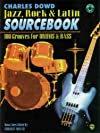 Jazz, Rock and Latin Sourcebook: 100 Grooves for Drums and Bass