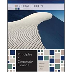 Fundamentals of corporate finance 7th edition brealey