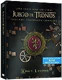 Juego De Tronos - Temporada 2 (Edición Metálica) [Blu-ray]