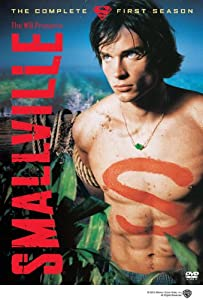 Smallville: The Complete First Season (Bilingual)
