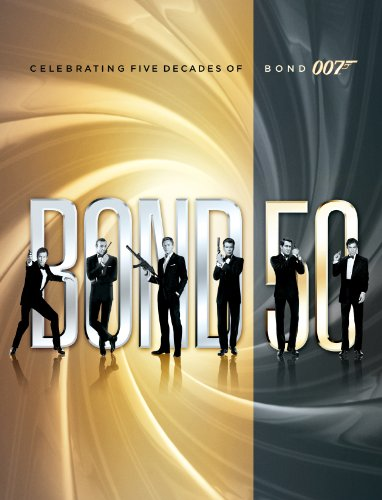 Celebrate James Bond's 50th Anniversary